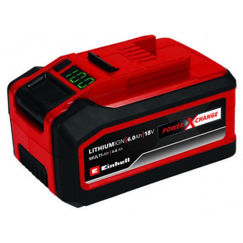 Аккумулятор Einhell Power X-Change Plus 18 В 4-6 А*ч Multi-Ah PXC Plus (4511502)