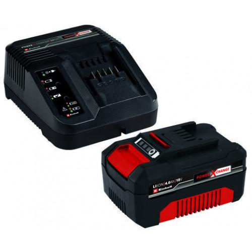Аккумулятор + зарядное устройство Einhell PXC Starter Kit 18В 2.5Ач (4512097)