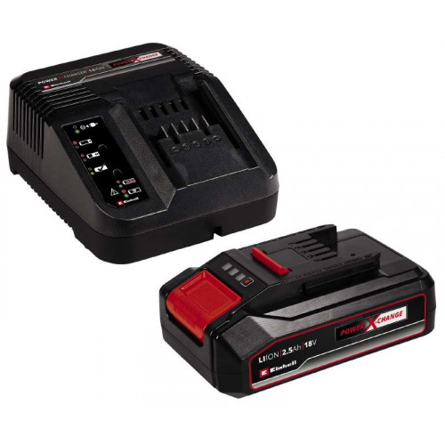 Аккумулятор + зарядное устройство Einhell PXC Starter Kit 18В 4Ач (4512042)