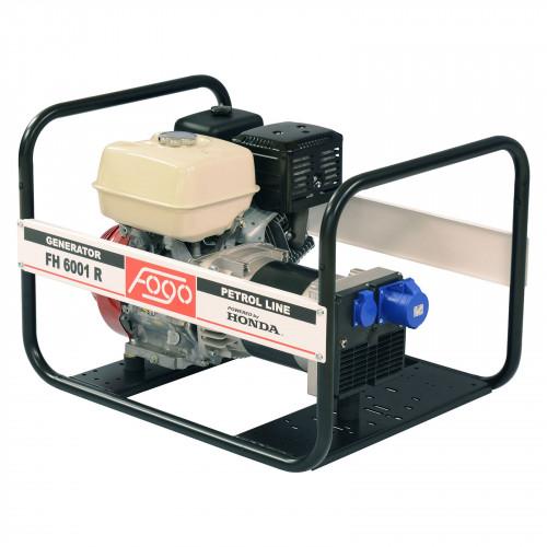 Генератор бензиновый FOGO FH6001R