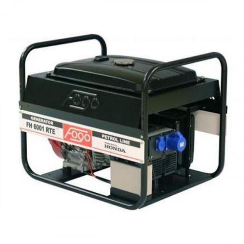 Генератор бензиновый FOGO FH 6001 RTE (FH 6001 TRE)