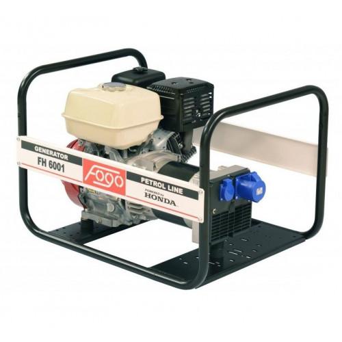 Генератор Fogo FH6001 бензиновый (FH 6001)