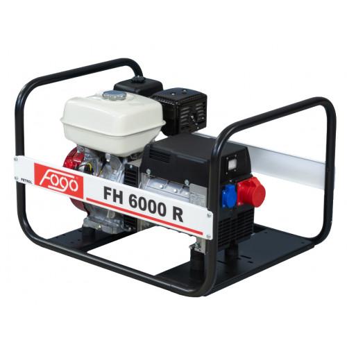 Генератор бензиновый FOGO FH 6000 R (FH 6000 R)
