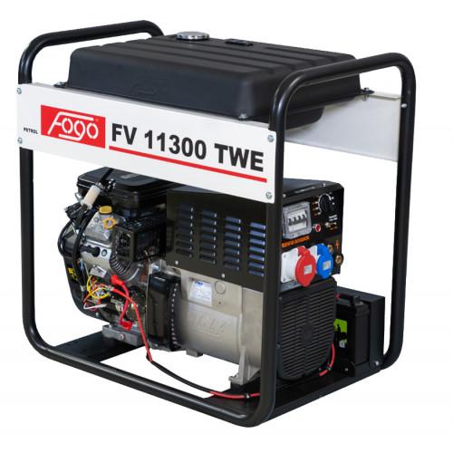 Генератор сварочный Fogo FV 11300 TWE бензиновый (FV 11300 TWE)