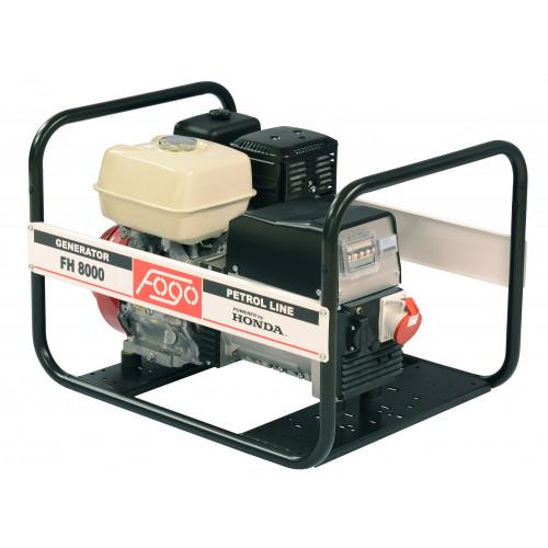 Генератор бензиновый FOGO FH 8000 (FH 8000)