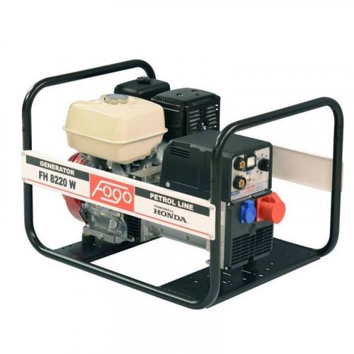 Генератор бензиновый сварочный Fogo FH8220W (FH 8220 W)