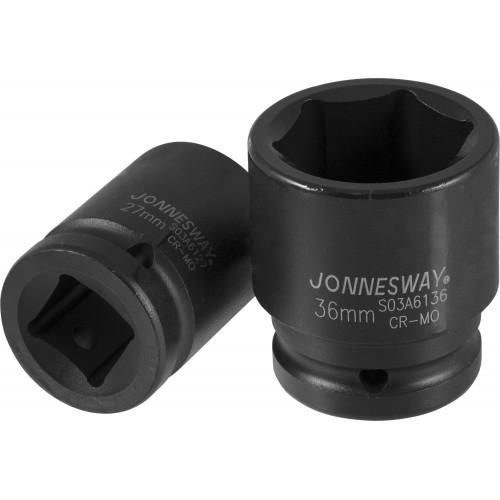 "Головка Jonnesway ударная 3/4"" 17 мм"