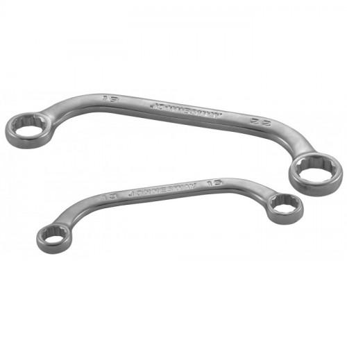 Накидной изогнутый стартерный ключ Jonnesway W6511012