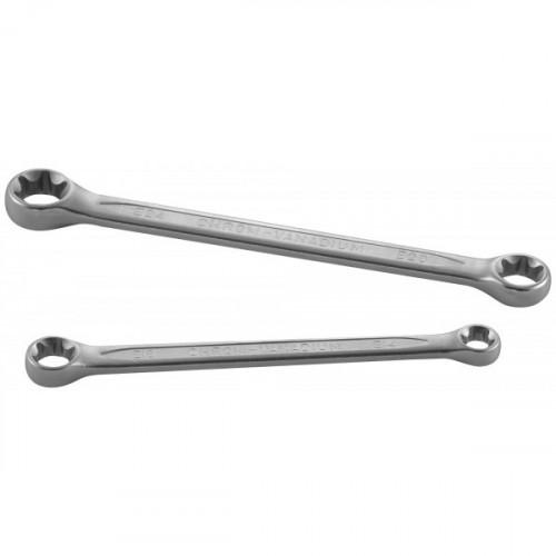 Накидной внешний ключ TORX Е16 x Е22 Jonnesway W291622
