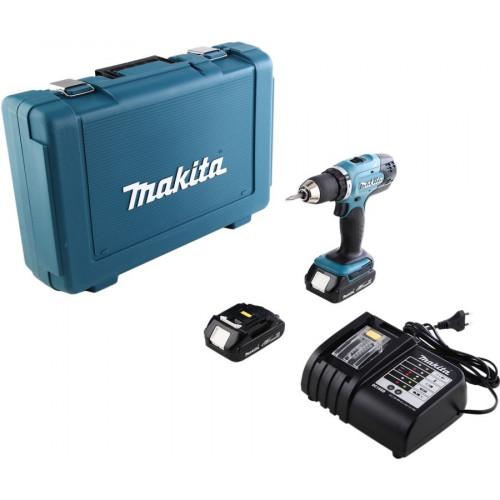 Аккумуляторный шуруповерт Makita DDF453RFX7 (DDF453RFX7)