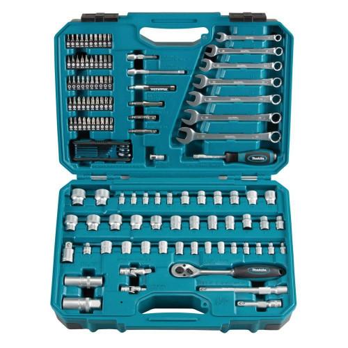 Набор инструментов Makita E-06616 120 ед. (E-06616)