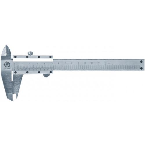 Штангенциркуль механический МІКРОТЕХ ШЦ-І-150, 0.02 мм