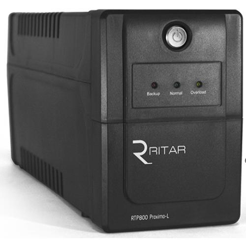 Источник бесперебойного питания RITAR RTP800 Proxima-L