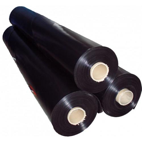 Пленка полиэтиленовая 1,5м*50м 150мк черная