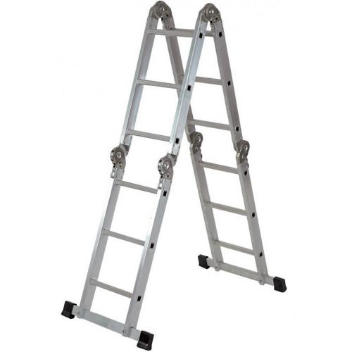 Лестница-трансформер ELKOP M 4x3 AL алюминиевая, 3.5 м