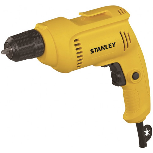 Дрель Stanley STDR5510C сетевая, 550 Вт (STDR5510C)