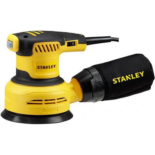 Эксцентриковая шлифмашина Stanley SS30 (SS30)