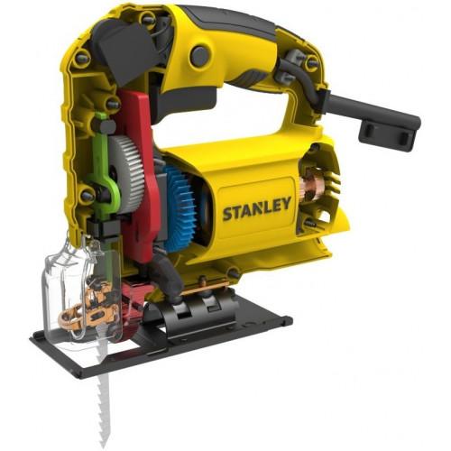 Электролобзик Stanley SJ60 (SJ60)