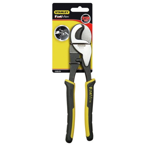 Кусачки для кабеля Stanley FatMax 0-89-874, 215 мм