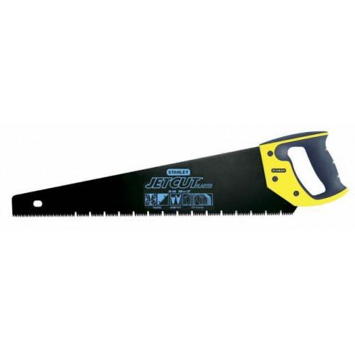 Ножовка STANLEY JETCUT 2-20-149 c чехлом по гипсокартону