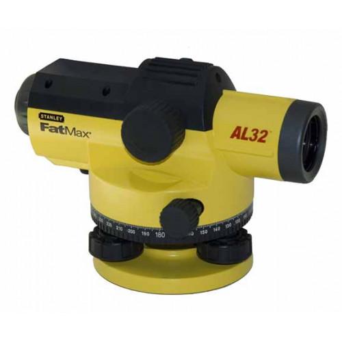 Нивелир оптический Stanley FatMax AL32 1-77-244 + штатив + рейка 5 м
