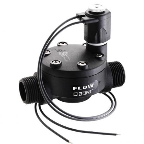 Электроклапан подземного полива Claber 90815 24V с проводом