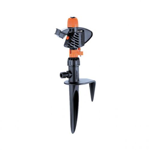 Дождеватель Claber Impact Plastic Spike 8708 импульсный, 397 м²