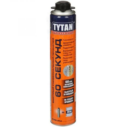 Пена-клей монтажная TYTAN STD Professional 750 мл