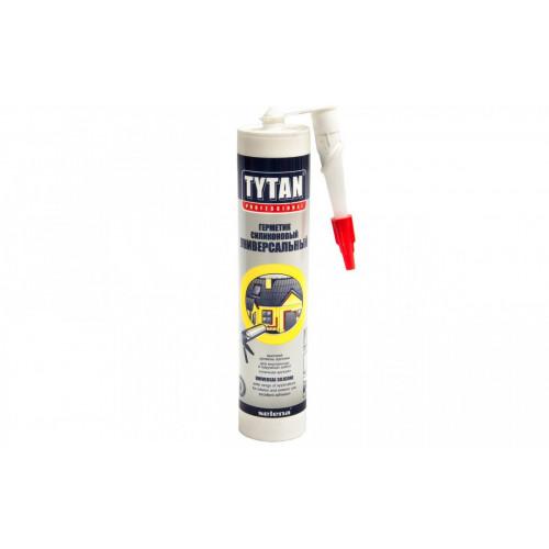 Герметик TYTAN 310мл силикон белый