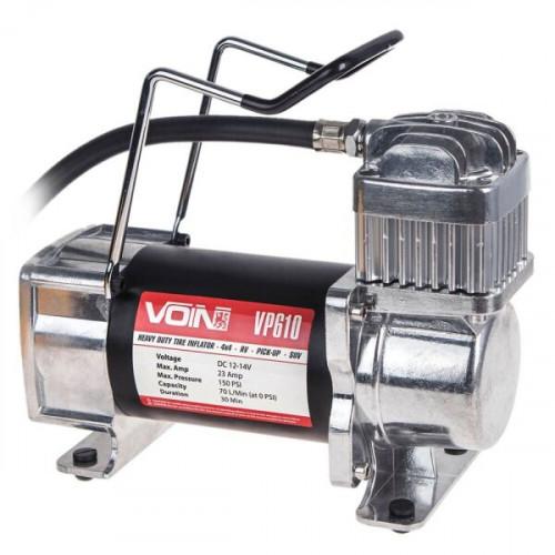 Миникомпрессор автомобильный Voin VP-610