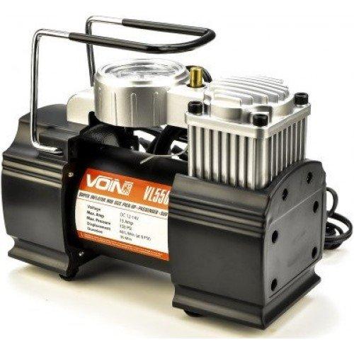 Миникомпрессор автомобильный Voin VL-550