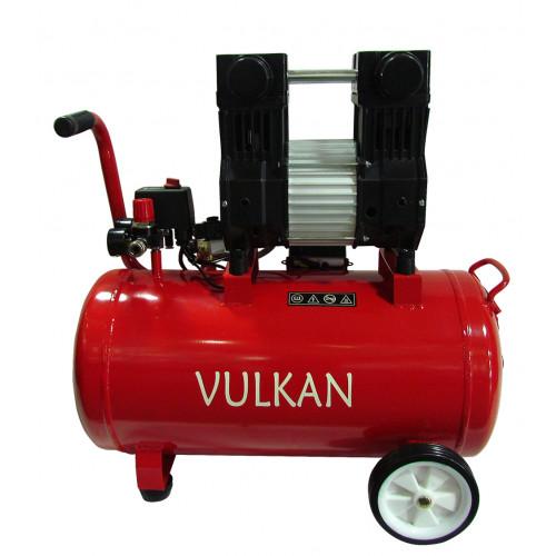 Поршневой компрессор для покраски безмасляный 24 л VULKAN IBL 24 LOS