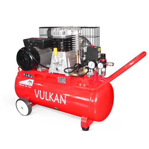 Поршневой компрессор для покраски VULKAN IBL 2070Y-50L ременной 2,2 кВт