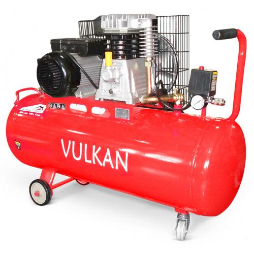 Поршневой компрессор для покраски VULKAN IBL 2070Y-100L ременной 2,2 кВт