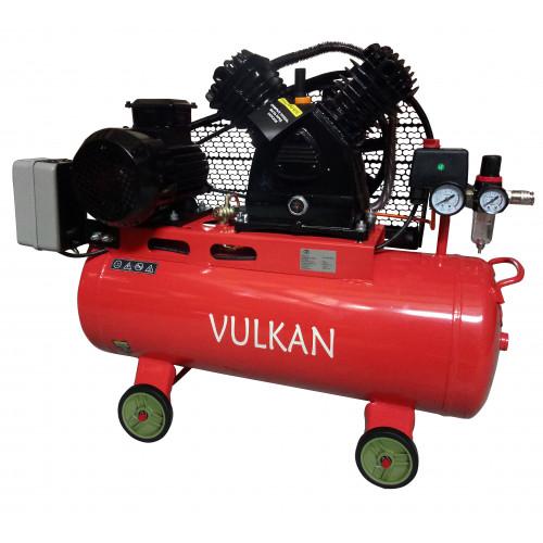 Поршневой ременной компрессор Vulkan IBL 2070E-380-50 2.2 кВт