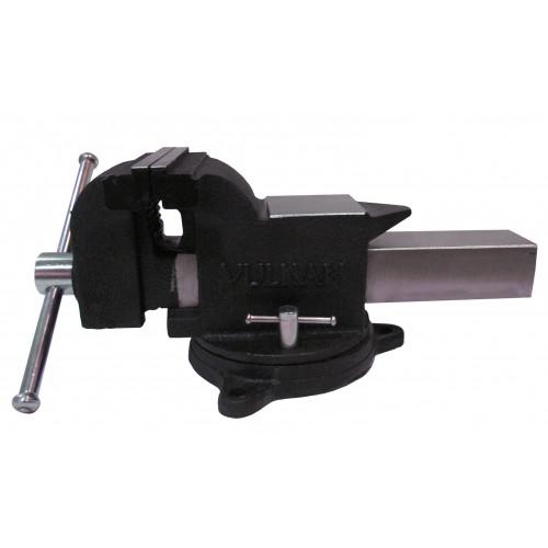 Тиски Vulkan MPV1-300 слесарные поворотные 300 мм