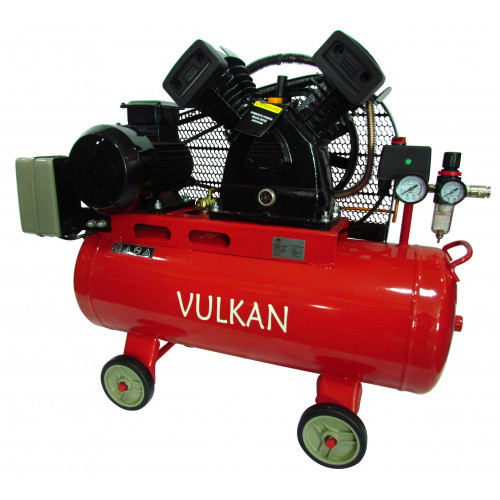 Компрессор воздушный Vulkan IBL 2065E-380-50 ременной 2.2 кВт