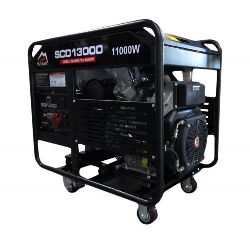 Генератор дизельний Vulkan SCD13000-ІІ (SCD13000-ІІ)