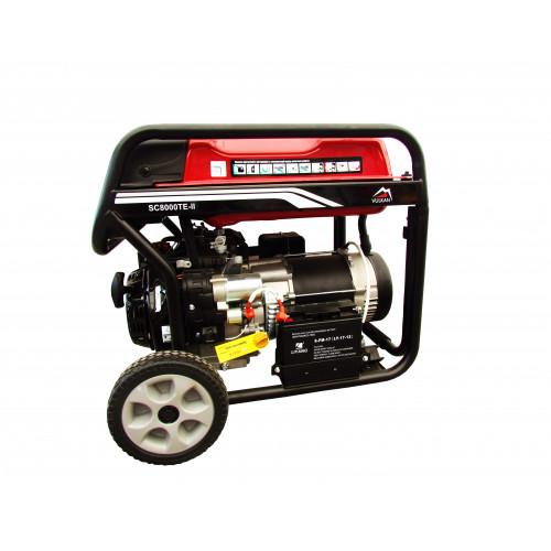 Генератор бензиновый  Vulkan SC8000TE-II (SC8000TE-II)