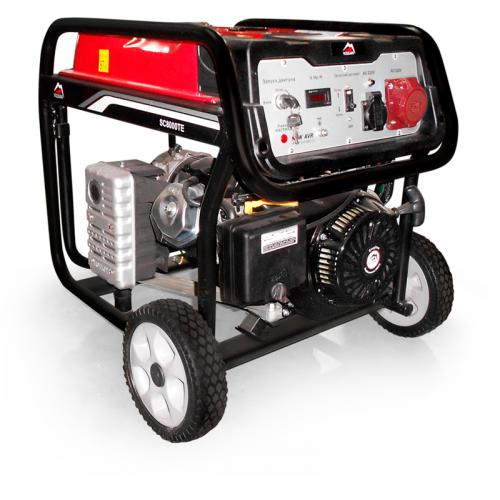 Генератор бензиновый  Vulkan SC8000TE-II (34008)
