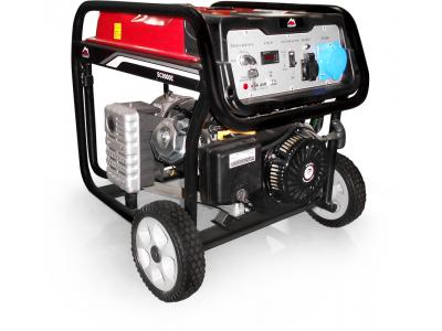 Скидка 9% на генератор Vulkan SC9000E