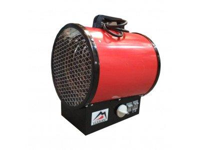 ТОП-6 советов безопасного использования электрических тепловых пушек