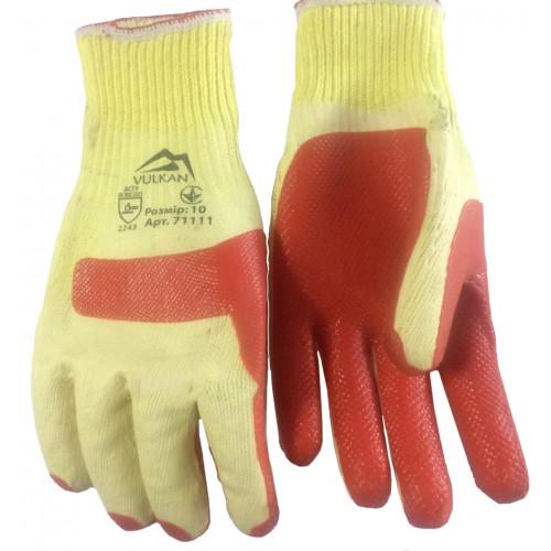 Перчатки защитные Vulkan S1201 для стекла