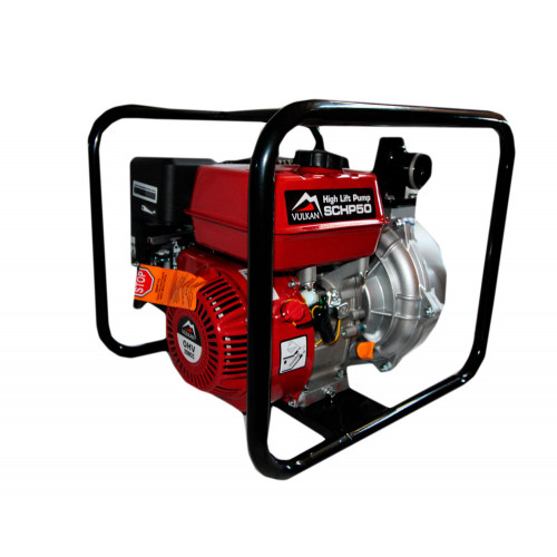 Мотопомпа бензиновая Vulkan SCHP50 для чистой воды высоконапорная (SCHP50)