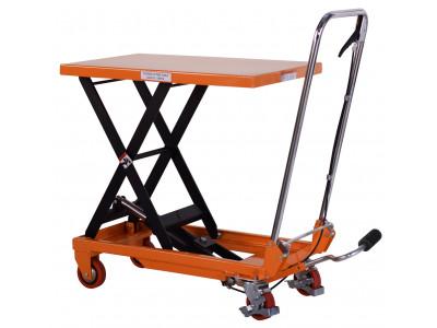 Как использовать гидравлический стол для автосервиса?