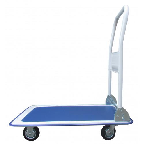 Тележка транспортировочная Vulkan WT300 стальная, 300 кг