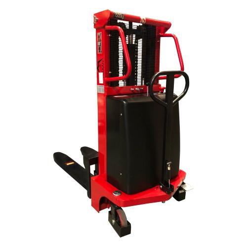 Штабелер электрический гидравлический Vulkan CTD15/25 1500 кг