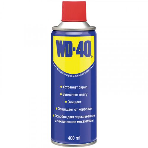 Универсальная смазка-спрей WD-40, 400 мл