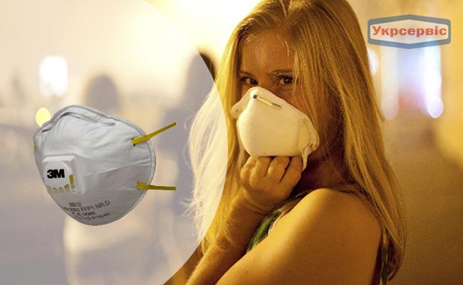 Купить недорого респиратор 3M 8812 для защиты дыхания