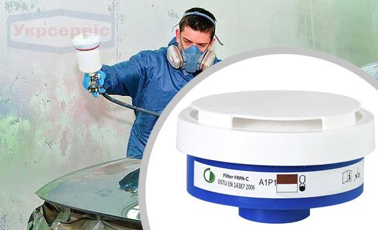 Купить недорого фильтр Standart ФРПА-С А1Р1 для защиты дыхания